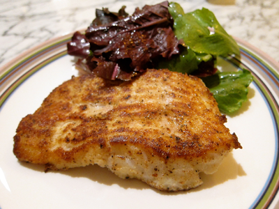 simple pan fried alaskan cod pan fried cod with gazpacho sauteed ...