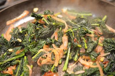 kale - add kale