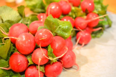 Simple Veg: Roasted Radishes | eat. live. paleo.
