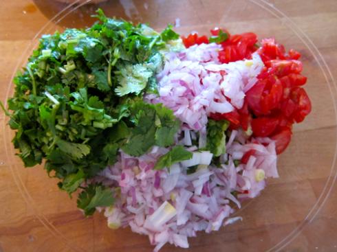 guacamole - pre mix
