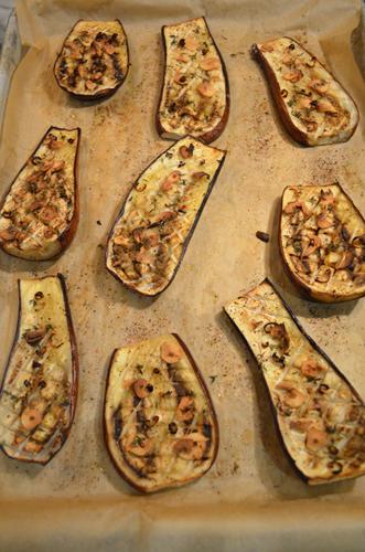 eggplant - cooked