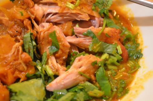 curry - close shot